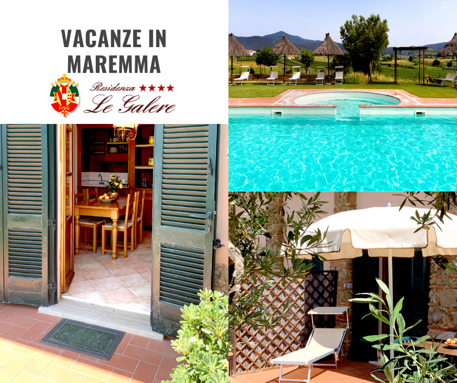 vacanze in maremma residence le galere
